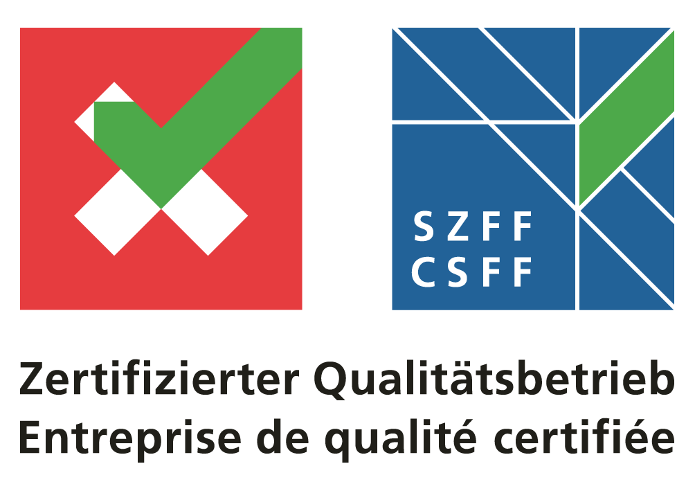 Label SZFF Qualitaetsbetrieb RGB